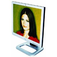 "Hewlett-Packard Pavilion 19"" Inch Flat-Panel TFT-LCD Monitor"