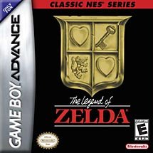 Classic NES Series: The Legend of Zelda GBA