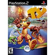 Ty the Tasmanian Tiger PS2