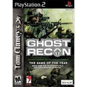 UBI SOFT Ghost Recon: PS2
