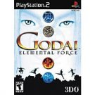 GoDai: Elemental Force PS2