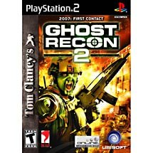 Tom Clancys Ghost Recon 2 PS2