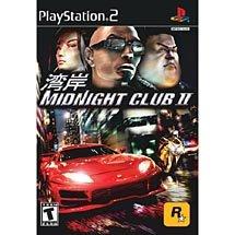 Midnight Club II PS2