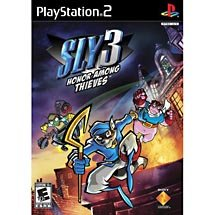 Sly 3: Honor Among Thieves PS2