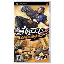 NFL Street 2 Unleashed PSP