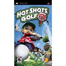 Hot Shots Golf PSP