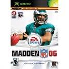 Madden NFL 2006 Xbox