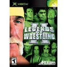 Legends of Wrestling II Xbox
