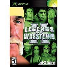Legends of Wrestling II Xbox