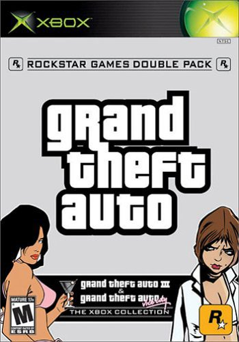Xbox - Grand Theft Auto Bundle Grand Theft Auto 3 &  Grand Theft Auto: Vice City