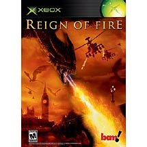 Reign of Fire Xbox