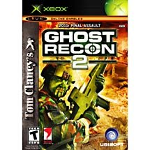 Tom Clancys Ghost Recon 2 Xbox