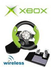 Datel Wireless Racing Wheel for Xbox