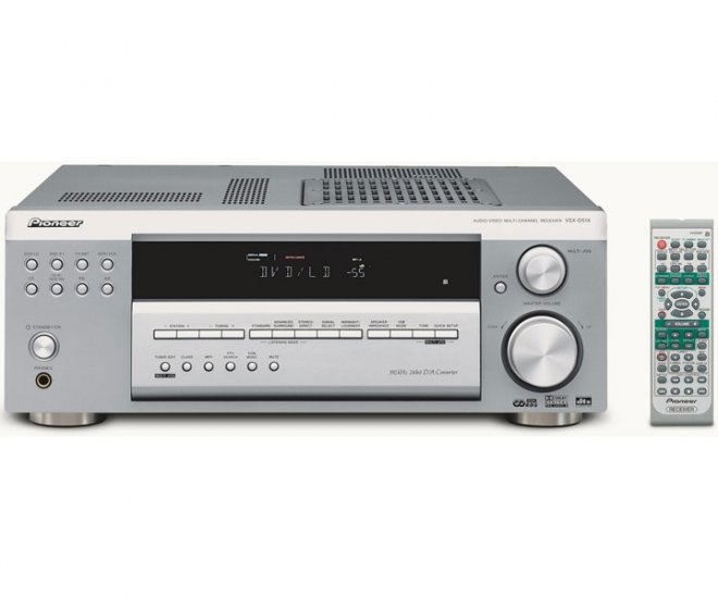 Pioneer VSX-D514K Home Theatre 5.1 Channel Digital AV Receiver