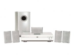 Samsung HTDB600 - 500 Watts 5 Disc DVD Home Theater System