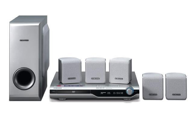 Samsung HTDS100TH Super Slim Home Theater System