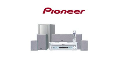 Pioneer HTD-530DV High Power 600 Watts Home Entertainment A/V System with Progressive Scan 5 Disc DV