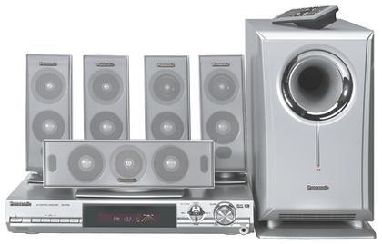 Panasonic SCHT05 600 Watts Home Theater Surround Sound System