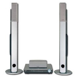 Samsung HTDS660TTH - 500 Watts RRSS Rear Reflecting Surround Home Theater System