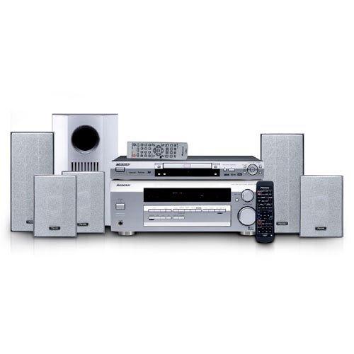 Pioneer HTP235DV - 600 Watts DTS 5.1 DVD Surround Sound Home Theater
