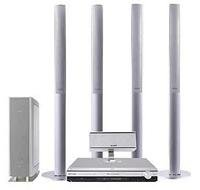 Panasonic SC-HT900 - 600 Watts Slim 5 Disc DVD Home Theater System