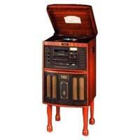 Teac GF-480 Nostalgia CD/AM/FM/Cassette/Turntable Conole
