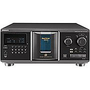 Sony CDP-CX355 300 Disc Mega Storage CD Changer