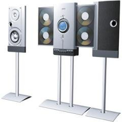 JXCD8500 VERTICAL 4-CD  Hi-Fi Stereo System