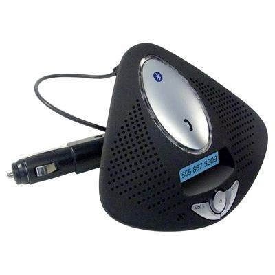 PLATINUM BLUE NOVA BLUETOOTH HANDS FREE SPEAKERPHONE KIT - FOR IN-VEHICLE OR OFFICE USE