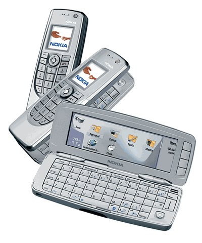 NOKIA 9300 COMMUNICATOR CELL PHONE PDA ORGANIZER (Unlocked)