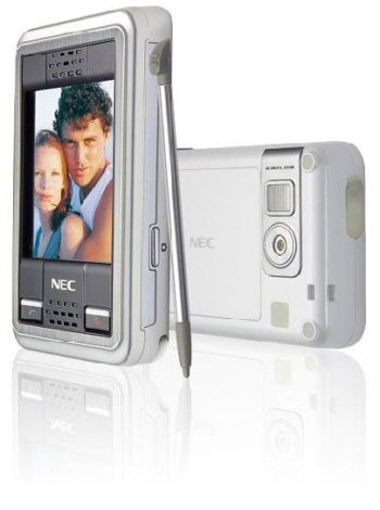 NEC N500 PDA Smartphone Mobile Cellular Phone (Unlocked)