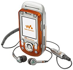 Sony Ericsson W550i Walkman Phone (Unlocked)