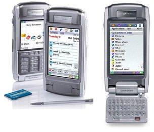 Sony Ericsson P910i Stylus PDA Smartphone (Unlocked)