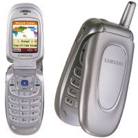 Samsung SGH-x427 Color Flip Cellular Phone (Unlocked)