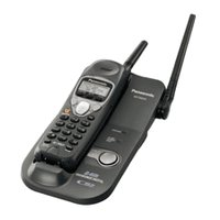 Panasonic KX-TG2215B  2.4Ghz Digital Cordless Phone