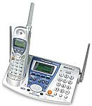 Panasonic KXTG2740 2-Line MultiTalk Expandable 2.4 GHz Cordless Phone