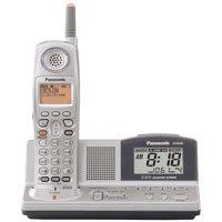 Panasonic KXTGA523M - 5.8 GHz FHSS GigaRange Supreme Expandable Digital Handset with AM/FM Clock Rad