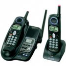 Panasonic KXTG2344 2.4 GHz FHSS GigaRange 2 Handset Bundle System with Digital Answering Service