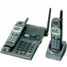 Panasonic KXTG2357 2.4 GHz FHSS GigaRange 2 Handset Bundle System with Digital Answering System and