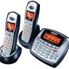 UNIDEN TRU8865-2 5.8 GHZ 2-HANDSET WITH DUAL KEYPAD AND CALLER ID