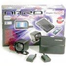 Nitro Two-way Engine Start/Alarm with LCD