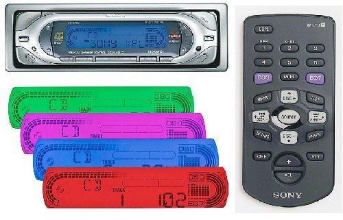 Sony CDXCA810 - 52W x 4 XM Ready CD Receiver