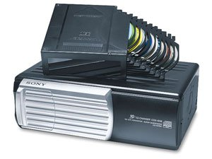 Sony CDX-656 10 Disc CD Changer