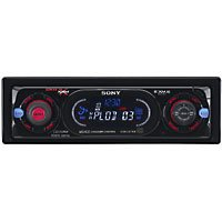 Sony CDX-CA710 XM Ready High Power AM/FM Stereo CD Player