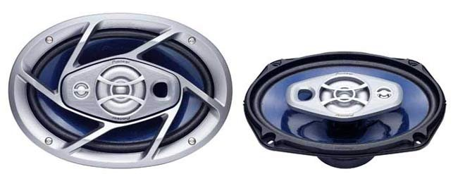 Pioneer TS-A6971S 6 X 9 3-way Speakers