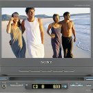 Sony XAVA1 In-Dash 7 inch Motorized Touchscreen DVD/MP3 player