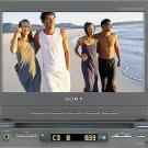 Sony XAVA1 In-Dash 7 inch Motorized Touchscreen DVD/MP3 player