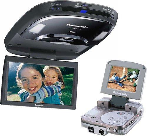 Panasonic PKG-AV1 Mobile Video Package Mobile Video / DVD
