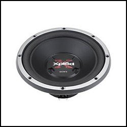 Sony XSL122 - Xplod 1300 Watt 12 inch Car Subwoofer