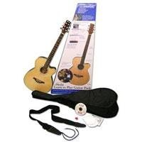 E-Media Learn to Play Guitar Pack